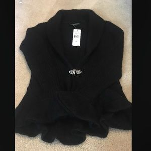 Women's Ralph Lauren Mohair bell sleeve sweater S